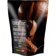 Creatine Maximum Recovery (PowerPro), 500 грамм