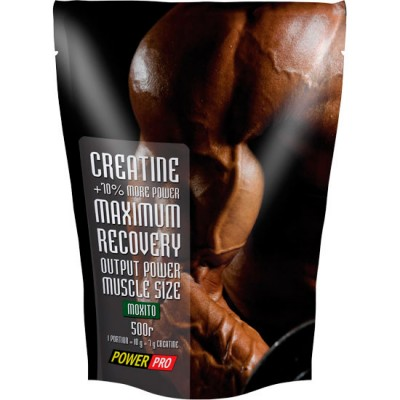 Creatine Maximum Recovery