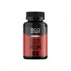 Glucosamine Chondroitin MSM (ECOSport), 90 капсул