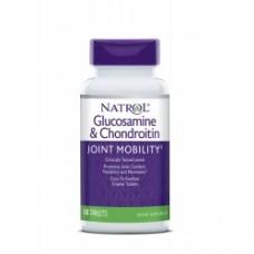 Glucosamine &  Chondroitin (Natrol), 60 капсул