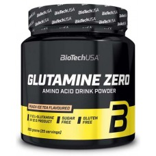 Глютамин, Glutamine Zero Biotech, 300 грамм