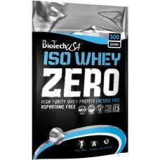 Протеин BioTechUSA Iso Whey Zero (500 г)
