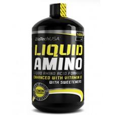 Аминокислоты, Liquid Amino, Biotech, 1000 мл