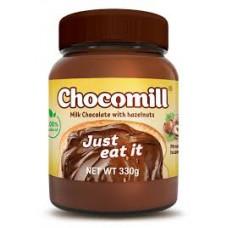 Арахисовая паста с молочным  шоколадом (Chocomill), 330 грамм