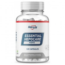 Essential Hepocare (GeneticLab Nutrition), 120 капсул, 60 порций