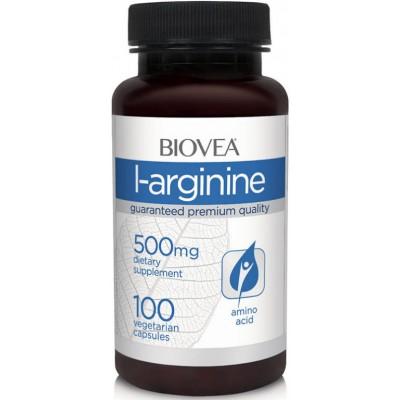 L-Arginine 500 мг