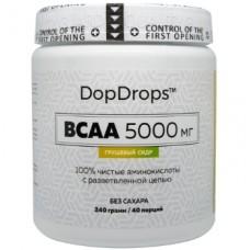 BCAA 5000 (DopDrops), 240 грамм