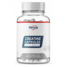 Creatine caps (GeneticLab Nutrition), 180 капсул, 30 порций