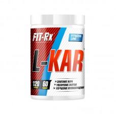L-Kar.(Fit-Rx), 120 капсул, 60 порций