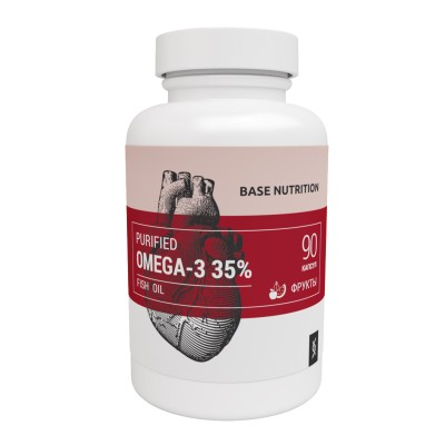 Omega-3, 35%