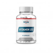Vitamin D3 GeneticLab Nutrition (90 капсул)