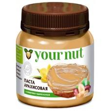 Паста арахисовая (Your Nut) , 250 грамм