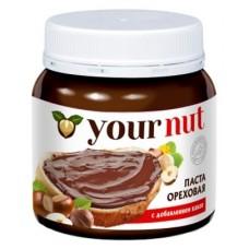 Паста ореховая (Your Nut), 250 грамм