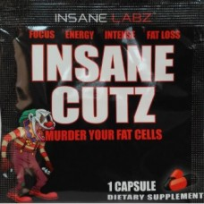 Insane (Insane Labz), 1 капсула, 1 порция