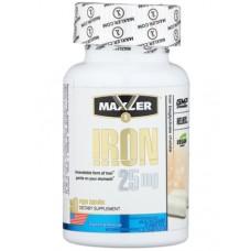 Iron (Maxler) 25 мг, 60 капсул, 90 капсул