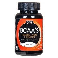 BCAA (QNT), 100 капсул