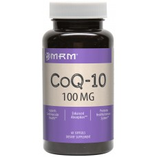 Coenzyme Q10 (MRM) 60 капсул, 100 мг