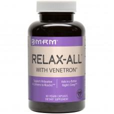 Relax-ALL (MRM), 60 капсул, 15 порций