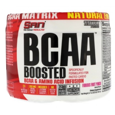 BCAA Boosted Furious