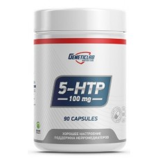5-HTP (GeneticLab Nutrition), 90 капсул