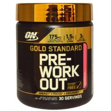 Gold Standard Pre-Workout (Optimum Nutrition), 600  грамм