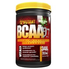 Mutant BCAA 9.7 (Fit Foods), 348 г