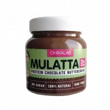 MULATTA шоколодная паста с фундуком (Chikalab), 250 грамм
