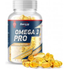 Geneticlab Nutrition OMEGA 3 Pro 500мг 90 капсул