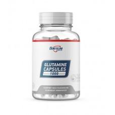 L-Глютамин GeneticLab Nutrition, Glutamine, 180 капсул, 90 порций