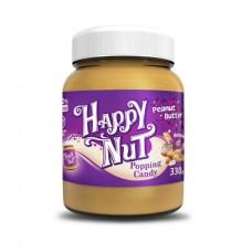 Паста Арахисовая Взрывная карамель (Happy Nut), 330 грамм