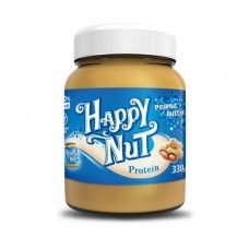 Паста Арахисовая Натуральная с Протеином (Happy Nut), 330 грамм