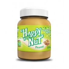 Паста Арахисовая Натуральная (Happy Nut), 330 грамм