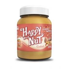 Паста Арахисовая с кедром (Happy Nut), 330 грамм