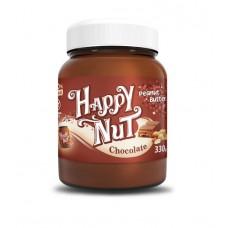 Паста Арахисовая с Молочным  шоколадом (Happy Nut), 330 грамм