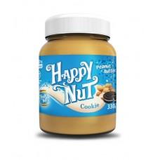Паста Арахисовая с Печеньем (Happy Nut), 330 грамм