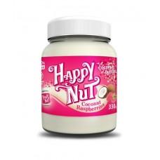 Паста Кокосовая с Малиной (Happy Nut), 330 грамм