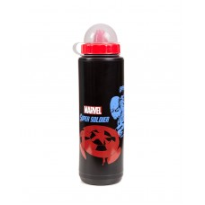 Бутылка спортивная Marvel - Captain America (Iron True) 1000 мл