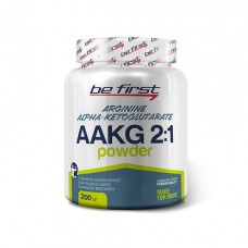 BE FIRST, AAKG POWDER, 200 Г