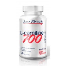 Be First L-карнитин 700 (120 шт.) нейтральный