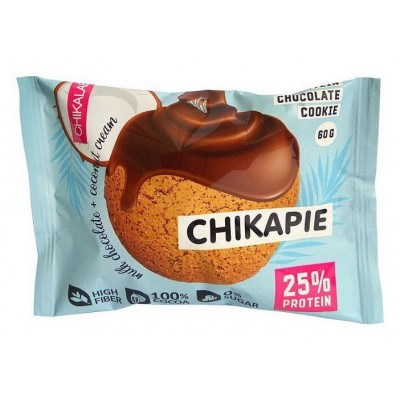 Chikapie protein cookie