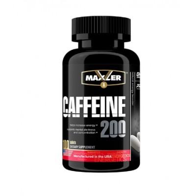 Caffeine 200 (Maxler)