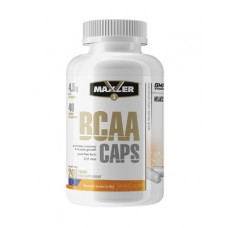BCAA caps 2:1:1 (Maxler), 240 капсул, 40 порций