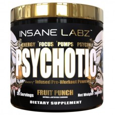 Psychotic Black (Insane Labz), 220 грамм