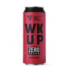Напиток тонизирующий WKUP ягодный (Fitness Food Factory) 500 мл