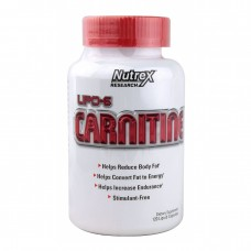 Lipo 6 Carnitine Nutrex 120 капсул