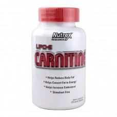 Lipo 6 Carnitine Nutrex 120 капсул