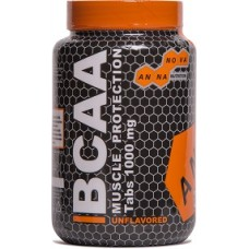 BCAA Muscle Protection Tabs (Anna Nova Nutrition), 200 таблеток