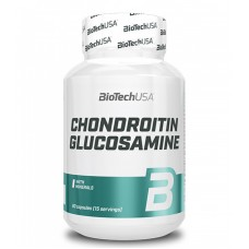 Chondrotine Glucosamine, Biotech, 60 капсул