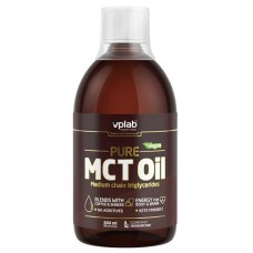 Pure MCT Oil (VPLab), 500 мл, 33 порции