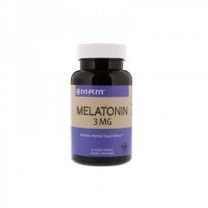 Melatonin 3 мг (MRM), 60 капсул